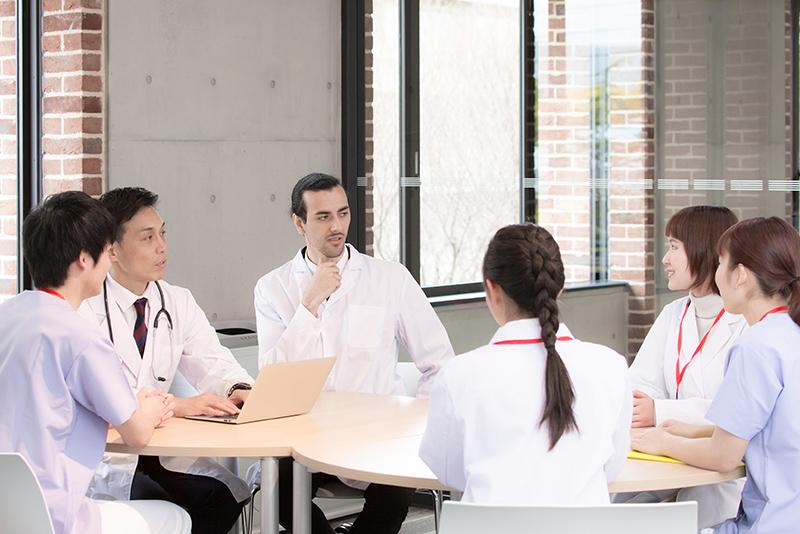 海外の医療人材の教育